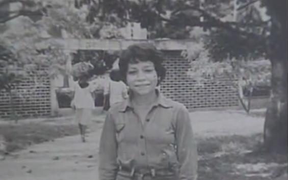 Raiza Ruiz. Imagen tomada de Radio Ambulante.