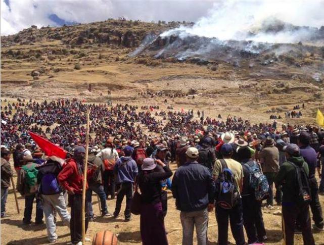 Las Bambas - Perú