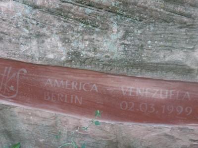 Foto 2: Fragmento de la abuela Kueka. Berlín.