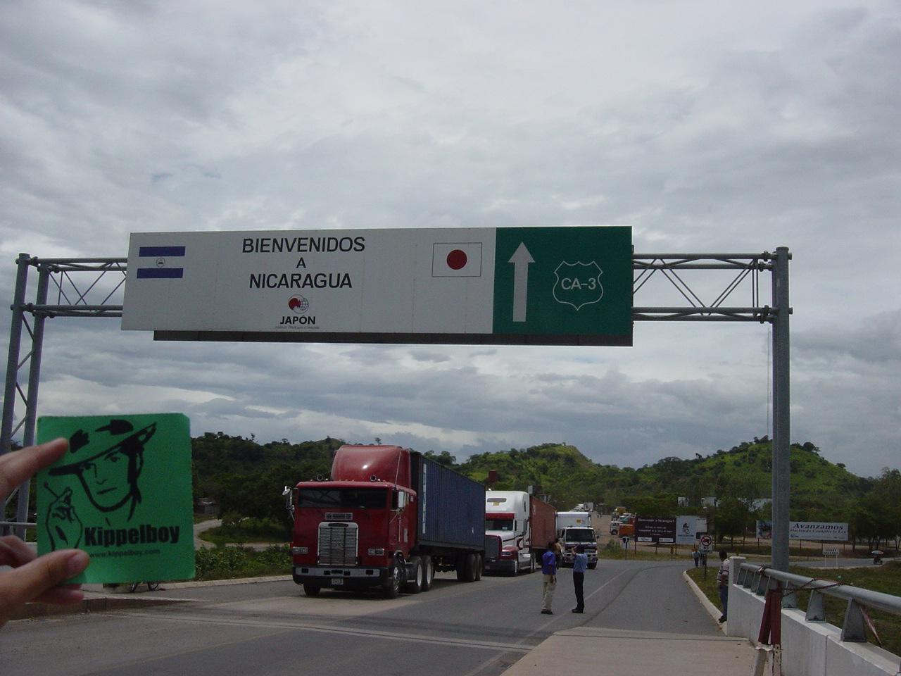 Frontera de Nicaragua