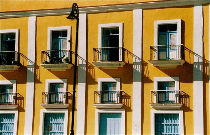 Chris Goldberg Follow Havana Windows & Balconies