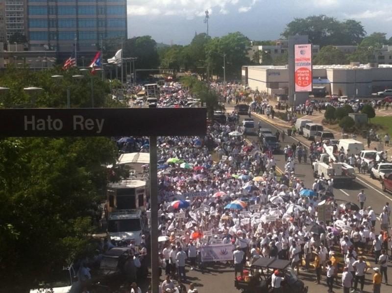 Coalición Marcha por la Salud Hato Rey
