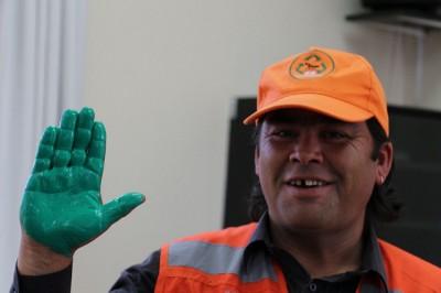 Son múltiples los beneficios que trae la labor de los recicladores. Foto IRR, permitido su uso.