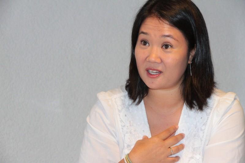 Keiko Fujimori Higuchi. Foto del usuario de Flickr Néstor Soto Maldonado. Bajo licencia CC 2.0