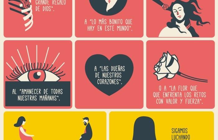Viñeta de Luis Sallés sobre el 8 de marzo. Publicado en 2015 y compartido masivamente en la red.