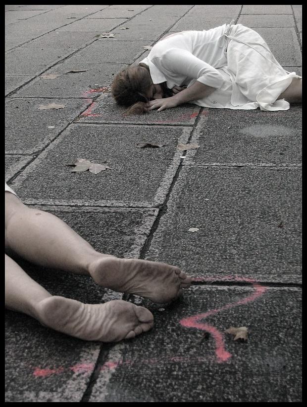Violencia contra mujeres por Montecruz