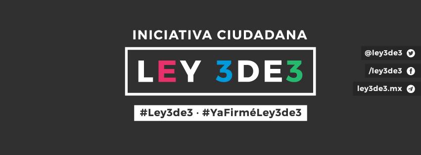 ley3de3