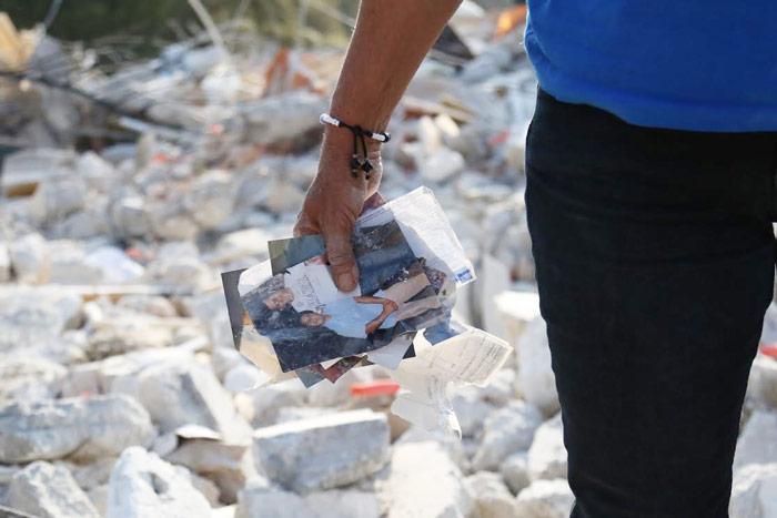 Los ciudadanos no tuvieron oportunidad de rescatar sus pertenencias. Foto: Francisco Cañedo, SinEmbargo
