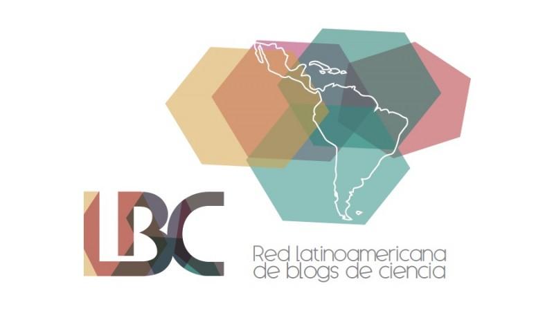 Logotipo principal de la re bloggers científicos que publican bajo #CienciaLatina. Imagen publicada con permiso.