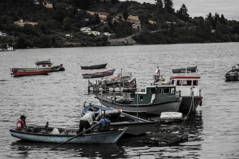 Chiloé. Foto del usuario Flickr Mauro Díaz. Usada bajo licencia CC 2.0