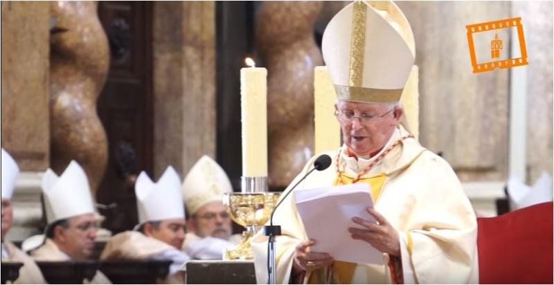 Cañizares en la misa de su toma de posesión como arzobispo de Valencia