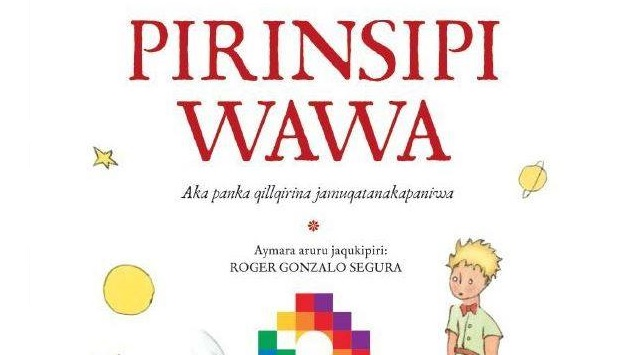 """Portada de """"Prinsipi wawa"""". Imagen ampliamente difundida en línea."""