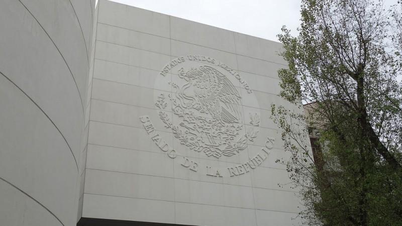 Edificio del Senado de la República Mexicana en la Ciudad de México. Foto de Haakon S. Krohn used under CC BY-SA 3.0 via Wikimedia Commons