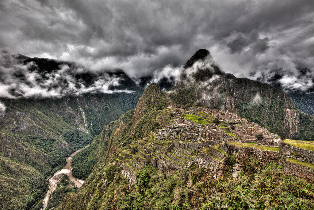 Machu Picchu. Image on Flickr by user Dan Doan (CC BY-NC-ND 2.0).