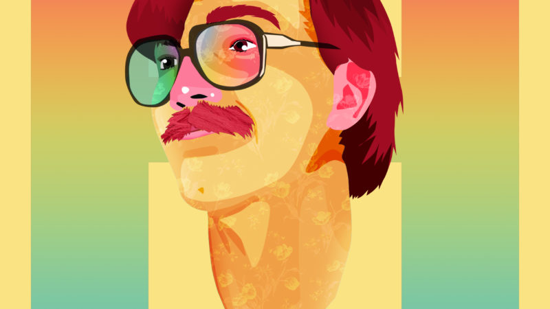 """Imagen diseñada por el artista Daniel Arzola, autor de la célebre campaña """"No soy tu chiste"""". Publicada con permiso."""