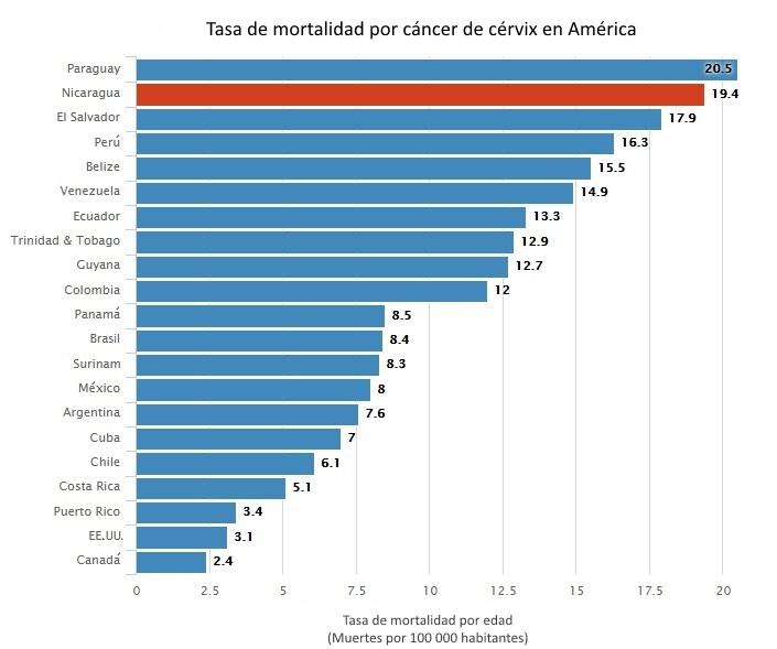 Datos por país (2009). La tasa de mortalidad según la edad es una técnica utilizada para comparar distintas poblaciones cuando el perfil de su edad es diferente. Fuente: OMS. Gráfico de Kuang Keng Kuek Ser para PRI.