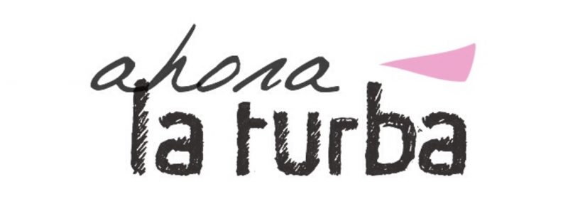 De la página web Ahora la Turba.