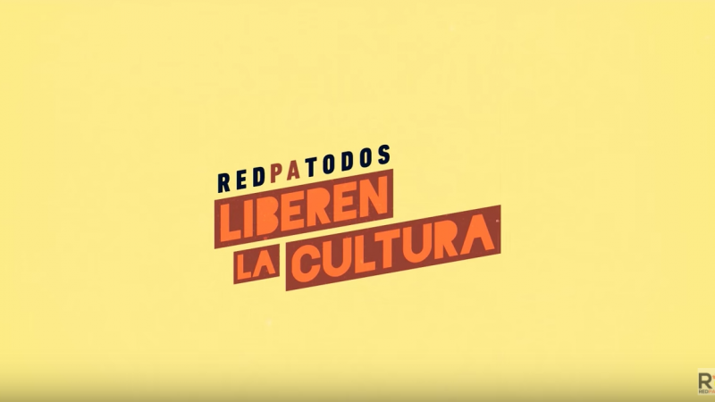 Captura de pantalla del video informativo hecho por RedPaTodos, disponible en Youtube