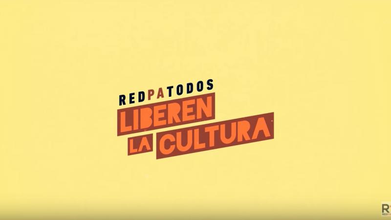 Скриншот видео организации RedPaTodos [сеть для всех], размещенного на Youtube