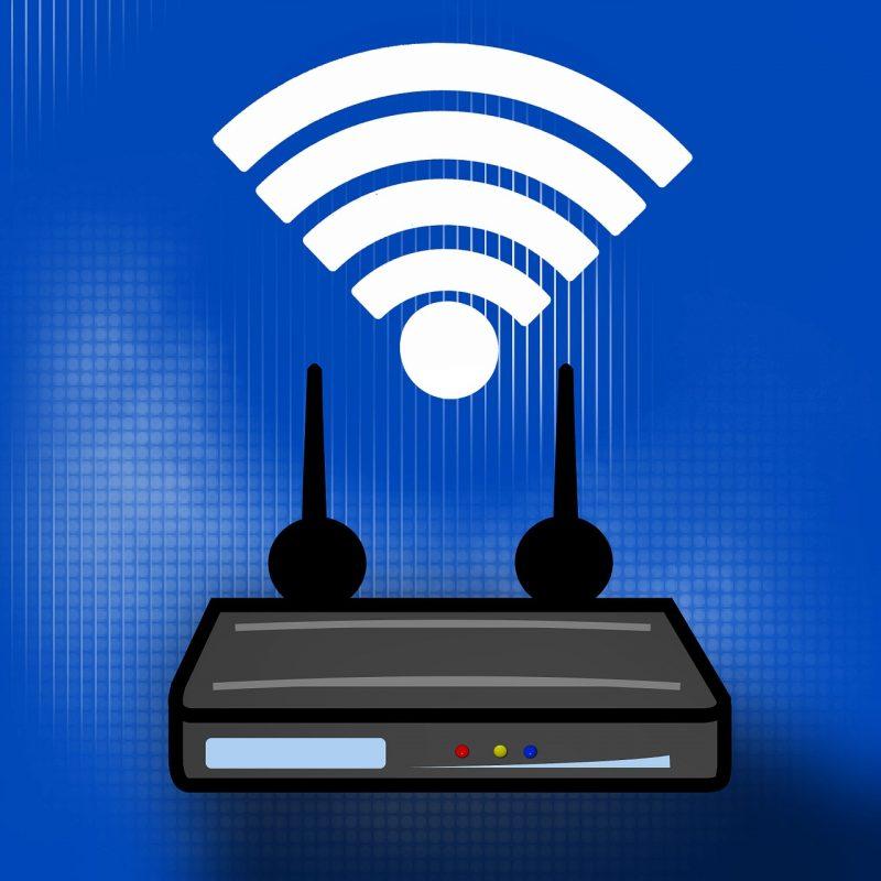 """Router"". Imagen de Pixabay."