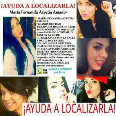 Фото со страницы facebook.com/encuentramafer