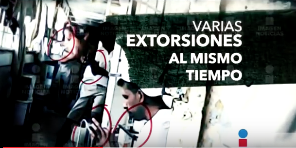 """Captura de pantalla del reportaje intitulado """"Graduaciones Del Infierno"""" que expone la ruina del sistema penitenciario en México."""