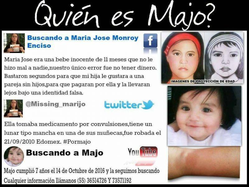 Imagen tomada de Facebook.com/Pormajo