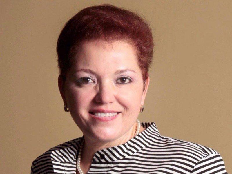 Miroslava Breach Velducea 1962-2017. Foto tomada del perfil público de Twitter de La Jornada.