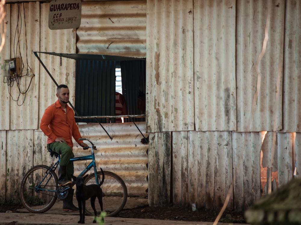 Después de 2004, en Mañalich solo se exprime caña en una guarapera (Foto: Julio Batista)
