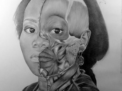 Equatoguinean Artist Carmen Bolena Explores Her History and Identity Through Her Drawings