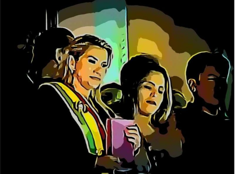 Pious, assertive, and 'mother of all Bolivians': The (expensive) political narrative of President Jeanine Áñez