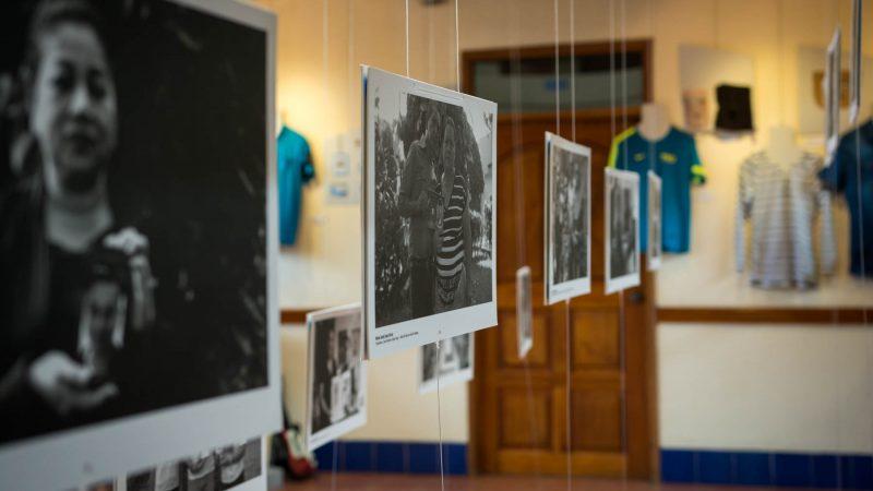 Image du musée virtuel AMA Y NO OLVIDA, à Managua, capitale du Nicaragua