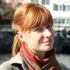 Un pequeño retrato de Anna Markhovska