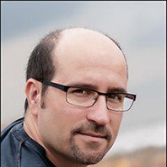 Um retrato de David Sanz