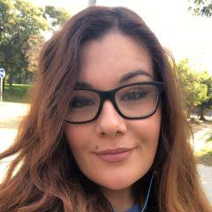 Un pequeño retrato de Arianne Muñoz