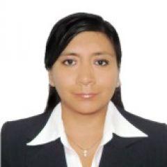 Um retrato de Kelly Raquel Sare Llapo