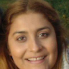 Un pequeño retrato de Maria Diaz