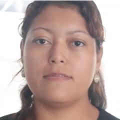 Un pequeño retrato de Viviana Velastegui