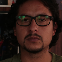 Un pequeño retrato de Sebastián Terán