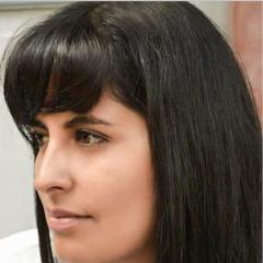 Un pequeño retrato de Silvia Mena Sánchez
