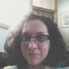 Un pequeño retrato de Oriana Gómez
