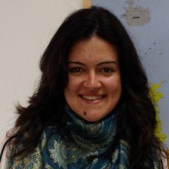 Ein kleines Porträt von Alicia Díaz Alberola