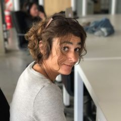 Un pequeño retrato de Alejandra Alem