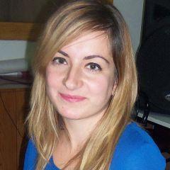 Un pequeño retrato de Andreea Cernestean